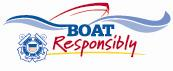 Boat Responsibly in color USCG Left